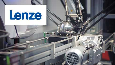 Lenze uses TIM for customer-oriented product communication